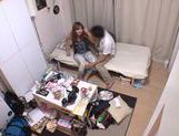 Nasty japanese Erika Shibasaki enjoys massive cock