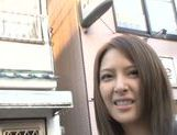 Hot and sexy Japanese hottie Nana Ninomiya gets licked picture 3