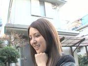 Hot and sexy Japanese hottie Nana Ninomiya gets licked