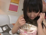 Pink pussy of Tsuma Kimura is hammered hard picture 13