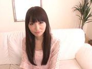 Lovely Asian teen Minami Hirahara gets cum in her mouth