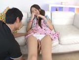 Arisa Notsu gets filled with cock and pleased picture 10