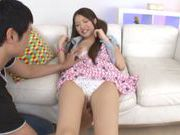 Arisa Notsu gets filled with cock and pleased