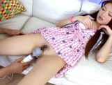 Arisa Notsu gets filled with cock and pleasedasian teen pussy, asian ass}