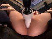 Steamy Japanese AV teen Marie Konishi enjoys bondage sex