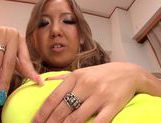Sweet and horny Sena Hasegawa gets hard pounded picture 7