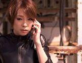 Hot milf Tamaki Nakaoka enjoys group action picture 14