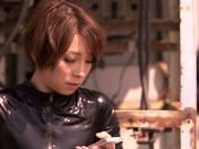 Hot milf Tamaki Nakaoka enjoys group action