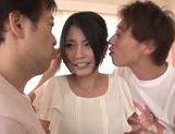 Luscius Japanese teen Yura Kurokawa in hardcore action