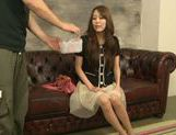 Glamorous Japanese chick has her anal filled with toys and boner