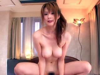 Facesitting Fun with Horny Erika Kirihara