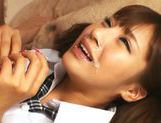 Sexy teen Anna Anjo makes handwork and gets a facialasian schoolgirl, hot asian girls}