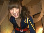 Playful teen hottie Anna Anjo gves a perfect blow jobasian schoolgirl, asian babe}