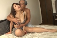 Unsatisfied Japanese lady has steaming sex with her mature loverasian tits, boobs tits, big tits sex