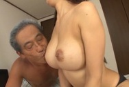 Unsatisfied Japanese lady has steaming sex with her mature loverasian tits, sex tits, big tits boobs