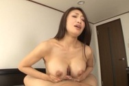 Unsatisfied Japanese lady has steaming sex with her mature loverbig asian boobs, big tits sex, asian boobs