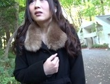 Outdoor blowjob with steamy hardcore Hibiki Ohtsuki picture 6