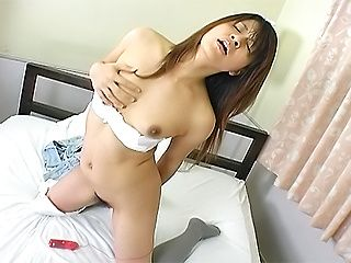 Mayu Nakamura and Yuri Mizuki Hot for a night of masturbating