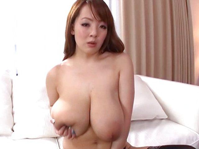 huge tits milf pov