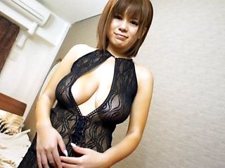 Airu Oshima is one superb busty asian babe
