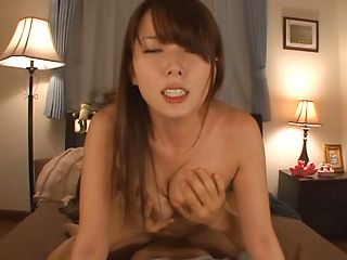 Pretty Asian milf Yui Hatano enjoys lots of hard fucking