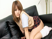 Risa Tsukino Asian model is a hot schoolgirlasian women, asian pussy}