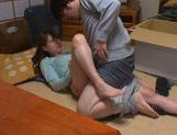 Akiho Yoshizawa gets fucked in the kitchen picture 11