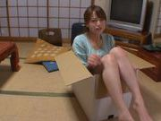 Akiho Yoshizawa gets fucked in the kitchen