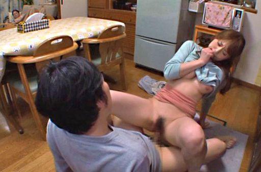 Akiho Yoshizawa gets fucked in the kitchen