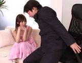Beautiful chick Rina Rukawa hot pussy gives a good blowjob