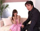 Beautiful chick Rina Rukawa hot pussy gives a good blowjob