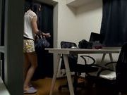 Leggy Asian teen Takikawa Kanon gets her mouth fucked hard