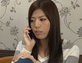 Sex appeal Japanese cutie has sex with her horny masseur picture 14