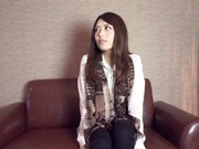 Toy insertion makes Japanese AV Model solo girl wild