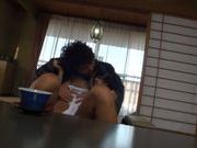 Nana Ogura Asian babe fucked really hard