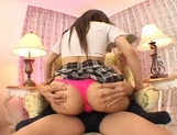 Yuri Etou Hot Asian schoolgirl enjoys hard sex picture 14