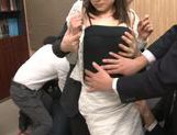 Young Maki Kouta gets nailed at her school picture 10