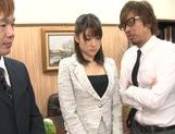 Young Maki Kouta gets nailed at her school picture 5