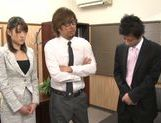 Young Maki Kouta gets nailed at her school picture 6