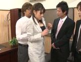 Young Maki Kouta gets nailed at her school picture 7