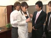 Young Maki Kouta gets nailed at her school