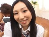 Japanese V models have fun with an orgy