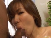 Yua Aida is a lovely Asian chick who likes a hard fucking