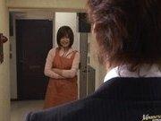 Riko Tachibana Asian gal and friends get a hard fucking