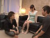 Rear fuck satisfies lust of Airi Suzumura