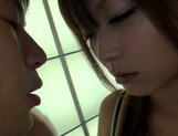 Amateur pussy licking with Asian milf Haruki Satou picture 9