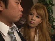 Erika Aisaki Asian babe gets fucked hard by horny guy