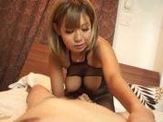 Busty blonde Nao Tachibana loves hardcore sex