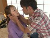 Yumi Kazama gets fucked and creamed picture 13