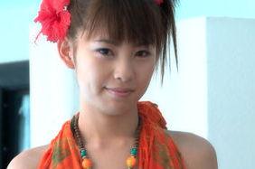 Hikaru Ayuhara is an amazing Japanese girlboobs tits, japanese boobs, asian tits